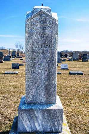 MULLINS, THOMAS - Richland County, Ohio | THOMAS MULLINS - Ohio Gravestone Photos