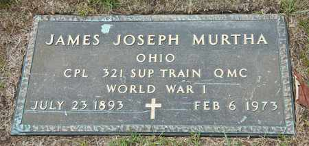 MURTHA, JAMES JOSEPH - Richland County, Ohio | JAMES JOSEPH MURTHA - Ohio Gravestone Photos