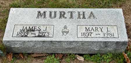 MURTHA, MARY L - Richland County, Ohio | MARY L MURTHA - Ohio Gravestone Photos