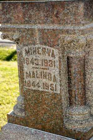 MYERS, MINERVA - Richland County, Ohio | MINERVA MYERS - Ohio Gravestone Photos