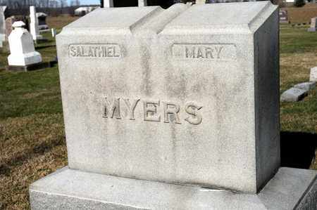 MYERS, MARY - Richland County, Ohio | MARY MYERS - Ohio Gravestone Photos