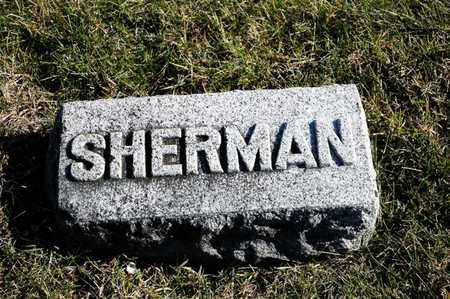 MYERS, SHERMAN - Richland County, Ohio | SHERMAN MYERS - Ohio Gravestone Photos