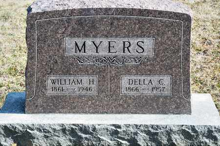 MYERS, WILLIAM H - Richland County, Ohio | WILLIAM H MYERS - Ohio Gravestone Photos