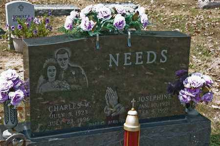 NEEDS, JOSEPHINE - Richland County, Ohio | JOSEPHINE NEEDS - Ohio Gravestone Photos