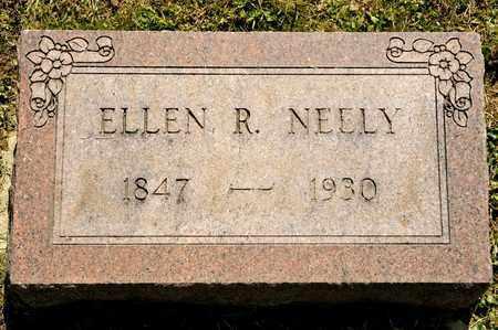 NEELY, ELLEN R - Richland County, Ohio | ELLEN R NEELY - Ohio Gravestone Photos