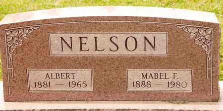 NELSON, MABEL F - Richland County, Ohio | MABEL F NELSON - Ohio Gravestone Photos