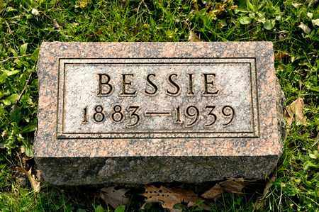 NELSON, BESSIE - Richland County, Ohio | BESSIE NELSON - Ohio Gravestone Photos
