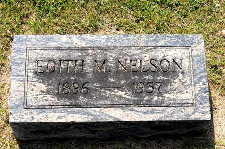 NELSON, EDITH M - Richland County, Ohio | EDITH M NELSON - Ohio Gravestone Photos