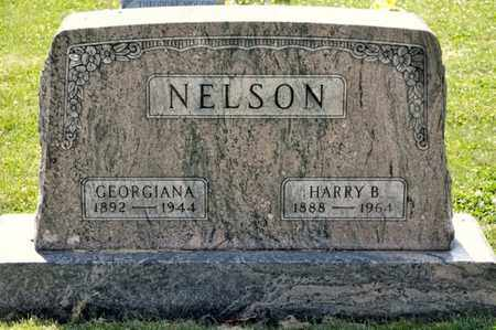 NELSON, HARRY B - Richland County, Ohio | HARRY B NELSON - Ohio Gravestone Photos