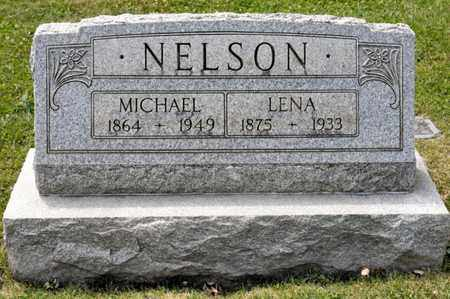 NELSON, MICHAEL - Richland County, Ohio | MICHAEL NELSON - Ohio Gravestone Photos