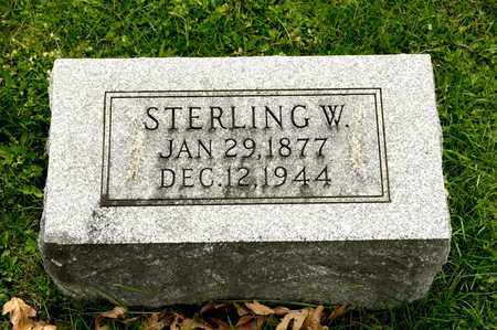 NELSON, STERLING W - Richland County, Ohio | STERLING W NELSON - Ohio Gravestone Photos