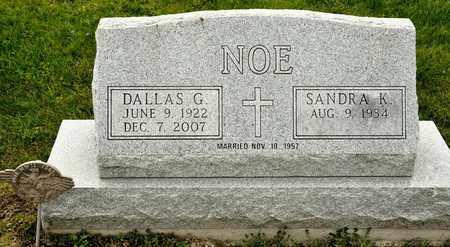 NOE, DALLAS G - Richland County, Ohio | DALLAS G NOE - Ohio Gravestone Photos