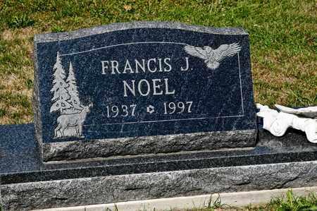 NOEL, FRANCIS J - Richland County, Ohio | FRANCIS J NOEL - Ohio Gravestone Photos