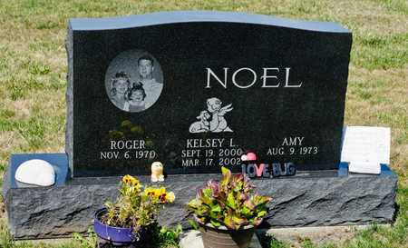 NOEL, KELSEY L - Richland County, Ohio | KELSEY L NOEL - Ohio Gravestone Photos