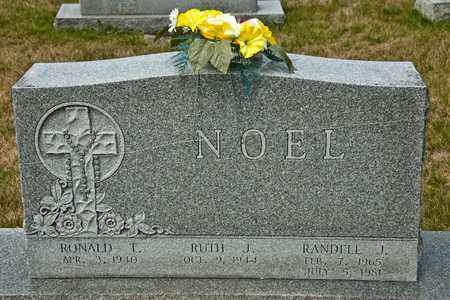 NOEL, RANDELL J - Richland County, Ohio | RANDELL J NOEL - Ohio Gravestone Photos