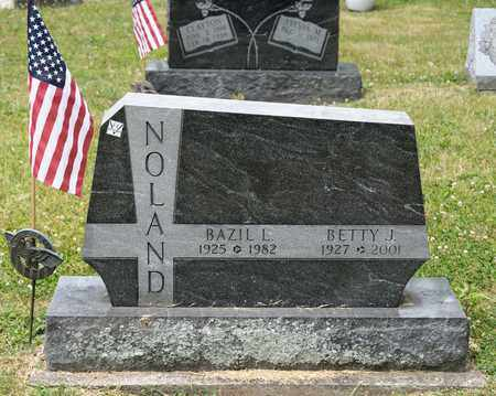 NOLAND, BETTY J - Richland County, Ohio | BETTY J NOLAND - Ohio Gravestone Photos