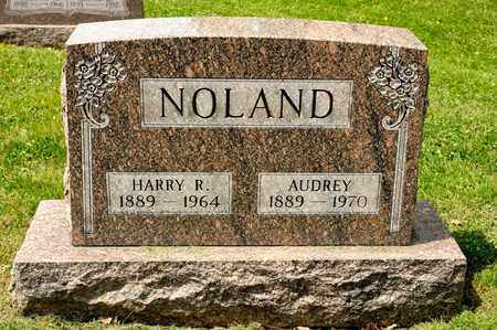 NOLAND, HARRY R - Richland County, Ohio | HARRY R NOLAND - Ohio Gravestone Photos