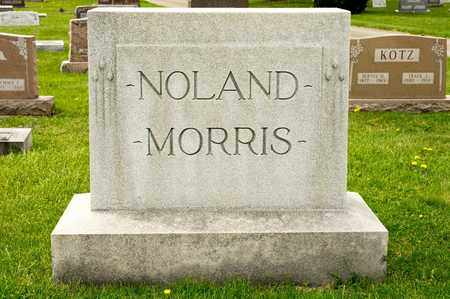 NOLAND, GEORGE M - Richland County, Ohio | GEORGE M NOLAND - Ohio Gravestone Photos