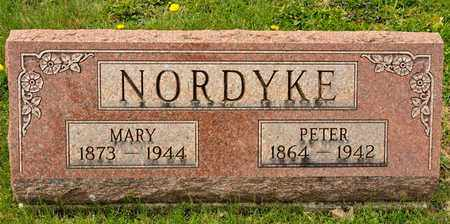 NORDYKE, PETER - Richland County, Ohio | PETER NORDYKE - Ohio Gravestone Photos