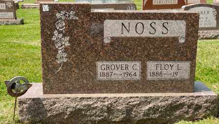 NOSS, GROVER C - Richland County, Ohio | GROVER C NOSS - Ohio Gravestone Photos