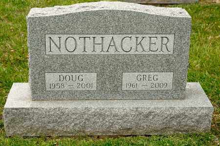 NOTHACKER, DOUG - Richland County, Ohio | DOUG NOTHACKER - Ohio Gravestone Photos