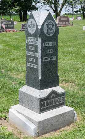 NUNMAKER, PETER - Richland County, Ohio | PETER NUNMAKER - Ohio Gravestone Photos