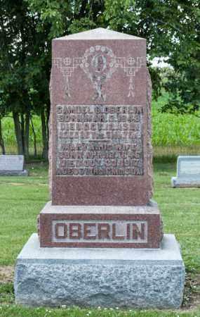 OBERLIN, MARY A - Richland County, Ohio | MARY A OBERLIN - Ohio Gravestone Photos