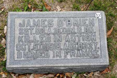 O'BRIEN, JAMES - Richland County, Ohio | JAMES O'BRIEN - Ohio Gravestone Photos
