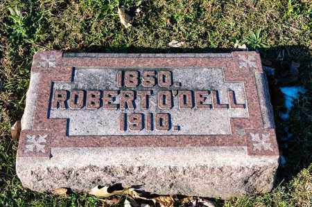 O'DELL, ROBERT - Richland County, Ohio | ROBERT O'DELL - Ohio Gravestone Photos