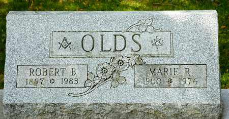 OLDS, MARIE R - Richland County, Ohio | MARIE R OLDS - Ohio Gravestone Photos