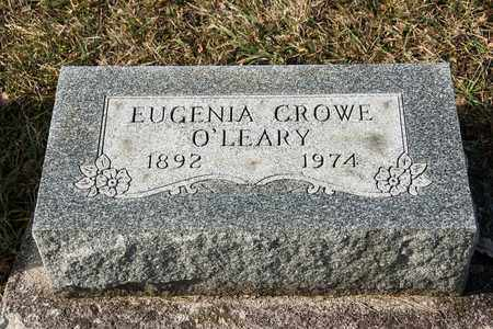 O'LEARY, EUGENIA - Richland County, Ohio | EUGENIA O'LEARY - Ohio Gravestone Photos