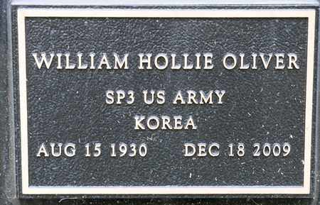 OLIVER, WILLIAM HOLLIE - Richland County, Ohio | WILLIAM HOLLIE OLIVER - Ohio Gravestone Photos