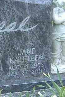 O'NEAL, JANE KATHLEEN - Richland County, Ohio | JANE KATHLEEN O'NEAL - Ohio Gravestone Photos