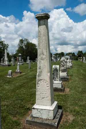 OREWILER, REBECCA - Richland County, Ohio | REBECCA OREWILER - Ohio Gravestone Photos