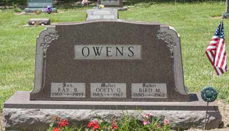 OWENS, RAY B - Richland County, Ohio | RAY B OWENS - Ohio Gravestone Photos