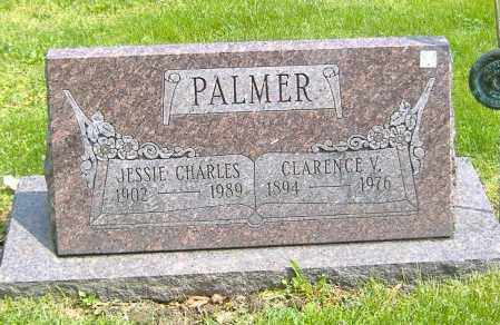 PALMER, JESSIE MAY - Richland County, Ohio | JESSIE MAY PALMER - Ohio Gravestone Photos