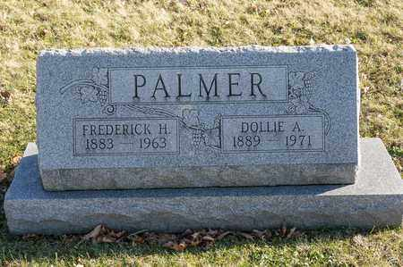 PALMER, DOLLIE A - Richland County, Ohio | DOLLIE A PALMER - Ohio Gravestone Photos