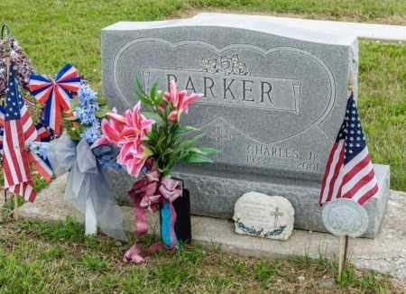 BARKER, CHARLES - Richland County, Ohio | CHARLES BARKER - Ohio Gravestone Photos