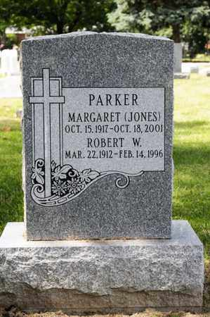 PARKER, MARGARET - Richland County, Ohio | MARGARET PARKER - Ohio Gravestone Photos