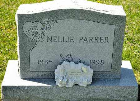 PARKER, NELLIE - Richland County, Ohio | NELLIE PARKER - Ohio Gravestone Photos