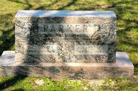 PARKER, VICTORIA F - Richland County, Ohio | VICTORIA F PARKER - Ohio Gravestone Photos
