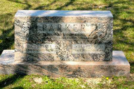 PARKER, CHARLES J - Richland County, Ohio | CHARLES J PARKER - Ohio Gravestone Photos