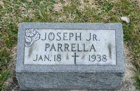PARRELLA JR, JOSEPH - Richland County, Ohio | JOSEPH PARRELLA JR - Ohio Gravestone Photos
