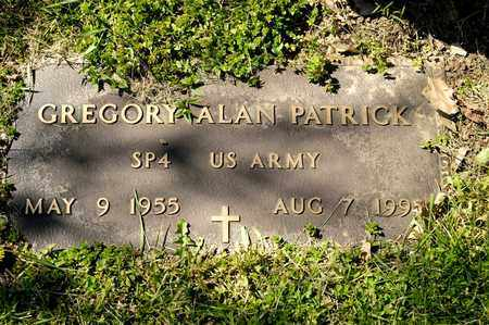 PATRICK, GREGORY ALAN - Richland County, Ohio | GREGORY ALAN PATRICK - Ohio Gravestone Photos