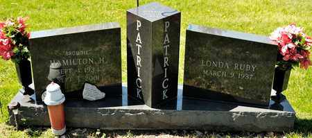 PATRICK, LONDA RUBY - Richland County, Ohio | LONDA RUBY PATRICK - Ohio Gravestone Photos