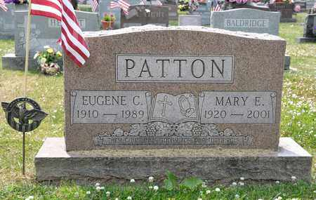 PATTON, EUGENE C - Richland County, Ohio | EUGENE C PATTON - Ohio Gravestone Photos