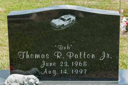 PATTON JR, THOMAS R - Richland County, Ohio | THOMAS R PATTON JR - Ohio Gravestone Photos