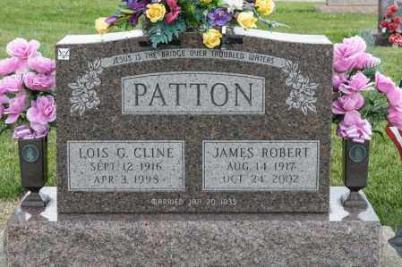 PATTON, JAMES ROBERT - Richland County, Ohio | JAMES ROBERT PATTON - Ohio Gravestone Photos