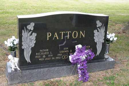 PATTON, RICHARD L - Richland County, Ohio | RICHARD L PATTON - Ohio Gravestone Photos