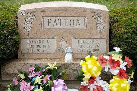 PATTON, ROBERT G - Richland County, Ohio | ROBERT G PATTON - Ohio Gravestone Photos